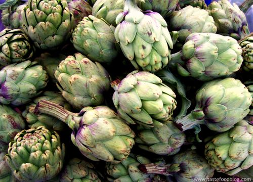 Thursday Artichokes